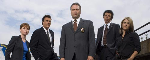 Law and Order : Criminal Intent – Renewal