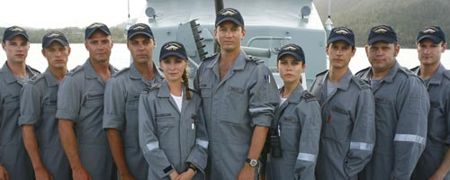 Sea Patrol – Welcome Aboard (1.01)