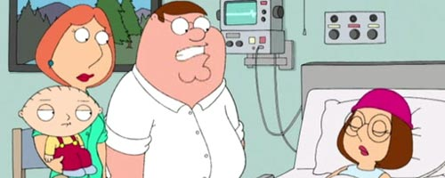 Family Guy – Peter's Daughter (6.07)