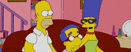 The Simpsons – Little Orphan Millie (19.06)