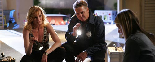 CSI – Built to kill Part.1 / Que le spectacle commence (7.01)