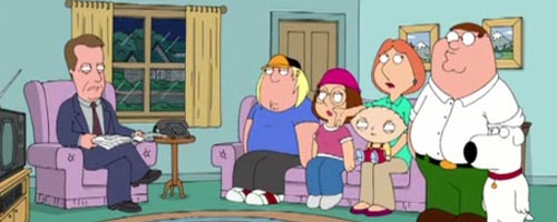 Family Guy – Back To The Woods (6.09)