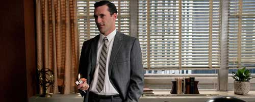 Mad Men / Critique du Pilote Smoke Gets In Your Eyes