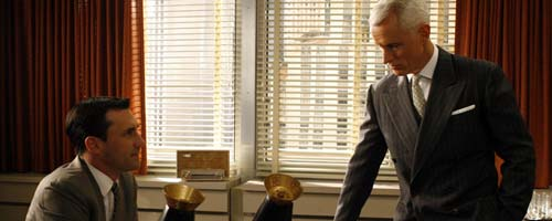 Mad Men - Red in the Face (1.07)