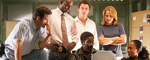 The Wire – Back Burners / Quand se dessine le réseau (3.07)