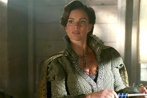 gabrielle anwar once upon a time - Gabrielle Anwar, de The Tudors à Once Upon a Time