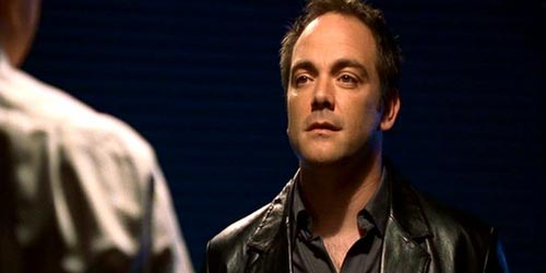 Mark Sheppard incarne George Beckwahr dans Las Vegas - Degas Away with It (2.09)