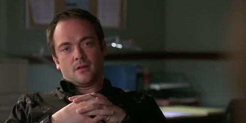 Mark Sheppard incarne Rupert Stone dans Shark - One Hit Wonder (2.15)
