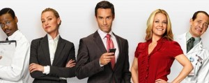 Better Off Ted – Saison 1