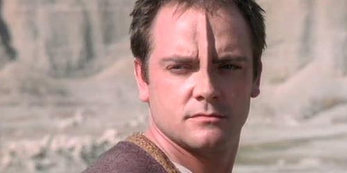 Mark Sheppard incarne Leucon dans Star Trek: Voyager - Child's Play (6.19)