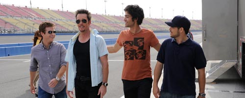 Entourage – One Car, Two Car, Red Car, Blue Car (6.03)