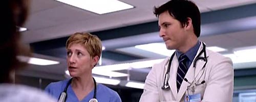 Nurse Jackie - Pupils (1.08)