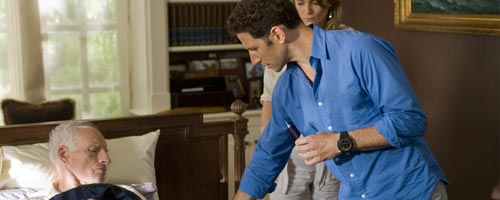 Royal Pains – No Man is an Island (1.05)