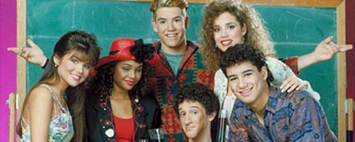 saved by the bell - Flashback : Sauvé par le Gong