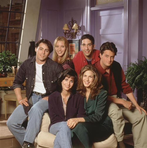 Friends - Saison 1