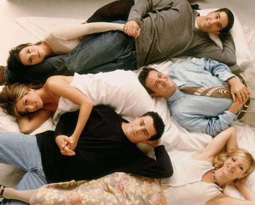 Friends - Saison 4