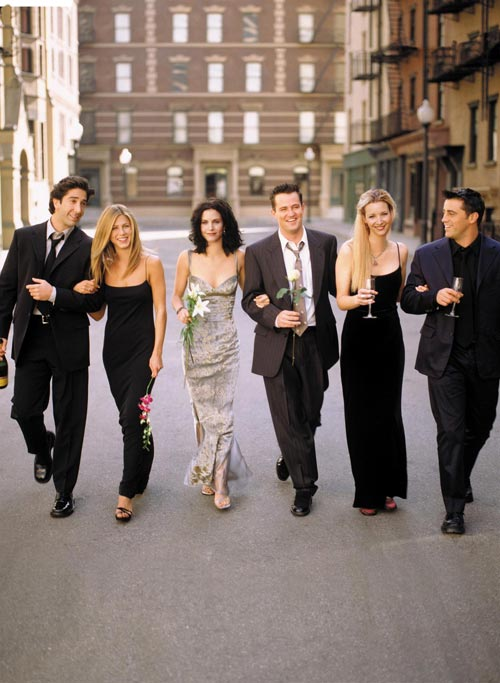 Friends - Saison 8