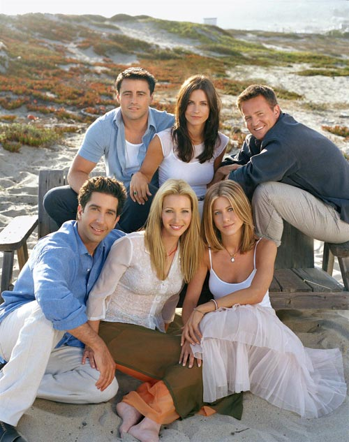 Friends - Saison 9