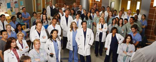 Grey's Anatomy – Good Mourning / Goodbye (6.01 & 02)
