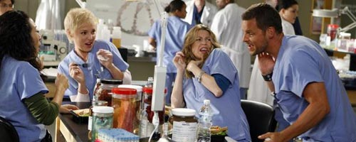 Grey's Anatomy - Tainted Obligation (6.04)