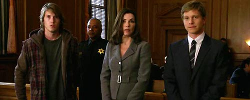 The Good Wife – You Can't Go Home Again (1.03)