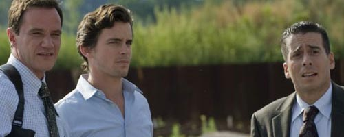 White Collar – Book of Hours (1.03)