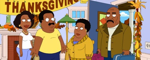 The Cleveland Show - A Brown Thanksgiving (1.07)