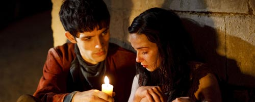 Merlin - The Lady of the Lake (2.09)