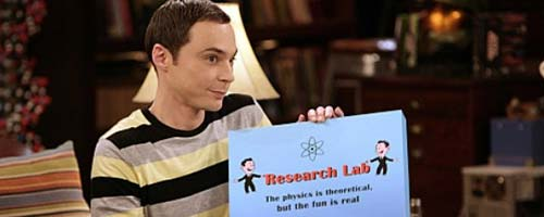 The Big Bang Theory – The Guitarist Amplification (3.07)