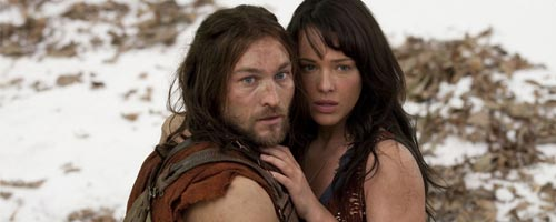 Spartacus: Blood and Sand - The Red Serpent (1.01)