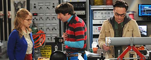 The Big Bang Theory - The Gorilla Experiment (3.10)