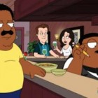 The Simpsons – The Color Yellow (21.13) / The Cleveland Show – The Curious Case of Jr. Working at the Stool (1.14)