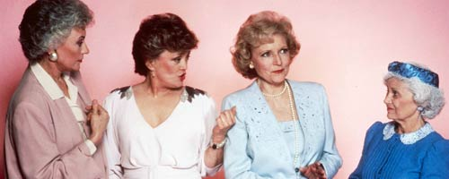 Flashback : Les Craquantes (The Golden Girls)