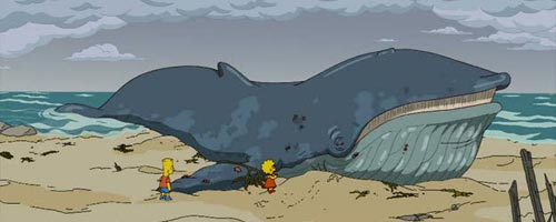 The Simpsons – The Squirt and the Whale (21.19)