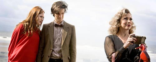 Doctor Who – Time of the Angels (1) (5.04)