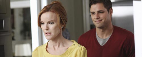 Desperate Housewives – The Ballad of Booth (6.22)