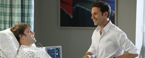 Royal Pains – Spasticity (2.01)