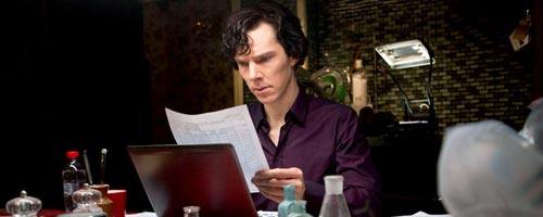 Sherlock – The Great Game / Le grand jeu (1.03)