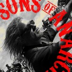 Affiche promotionnelle pour la saison 3 de Sons of Anarchy