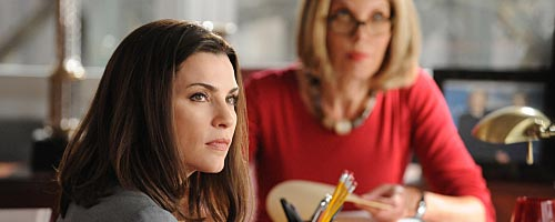 The Good Wife – Taking Control (2.01)