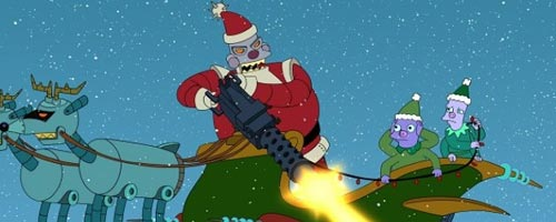 Futurama – The Futurama Holiday Spectacular (6.13)