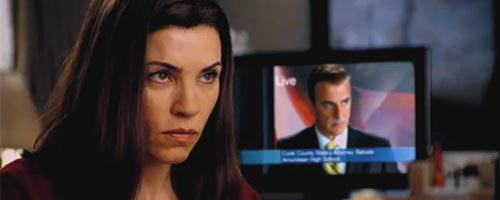 The Good Wife – Nine Hours (2.09)