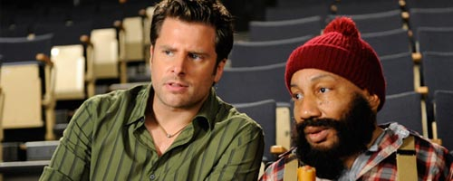 Psych – The Polarizing Express (5.14)