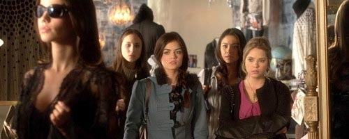 Pretty Little Liars – The New Normal (1.17)