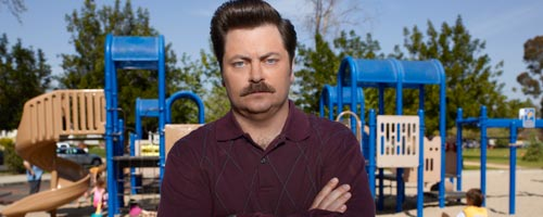 Ron Swanson Cult Character : Ron Swanson (Parks & Recreation)