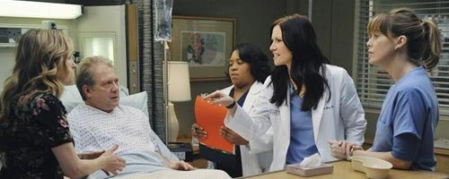 Grey's Anatomy – P.Y.T. (Pretty Young Thing) (7.14)