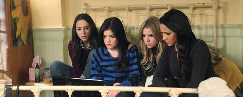 Pretty Little Liars – For Whom the Bell Tolls (1.22 – Fin de saison)