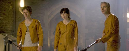 Doctor Who – The Rebel Flesh (6.05)