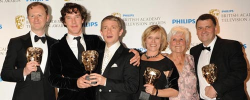 British Academy Television Awards 2011 : Sherlock, Rev et The Killing remporte la mise