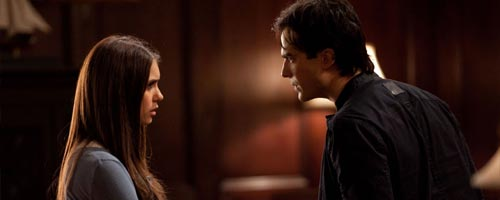 The Vampire Diaries : Loup-garous & Originals (Saison 2)